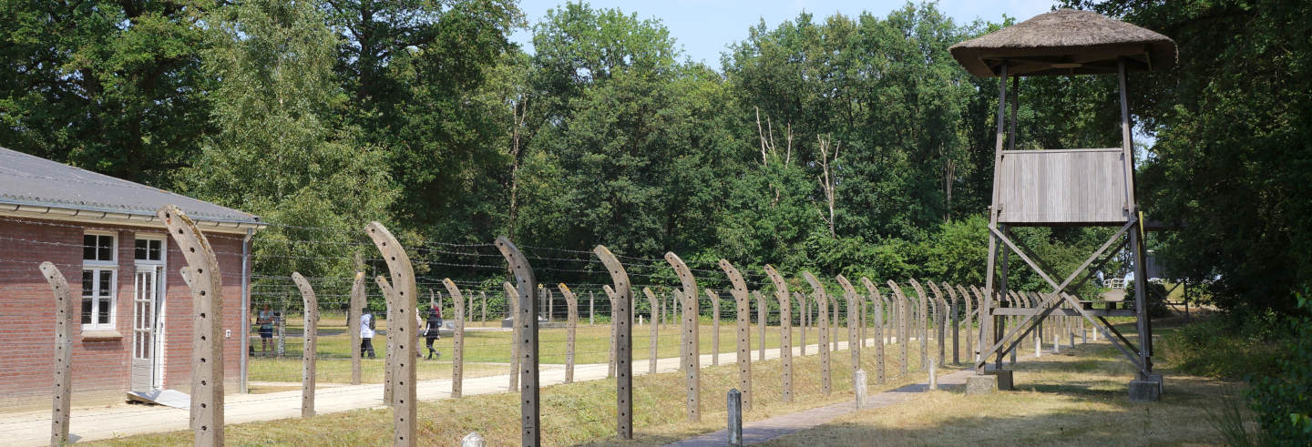 Herzogenbusch Concentration Camp Tour