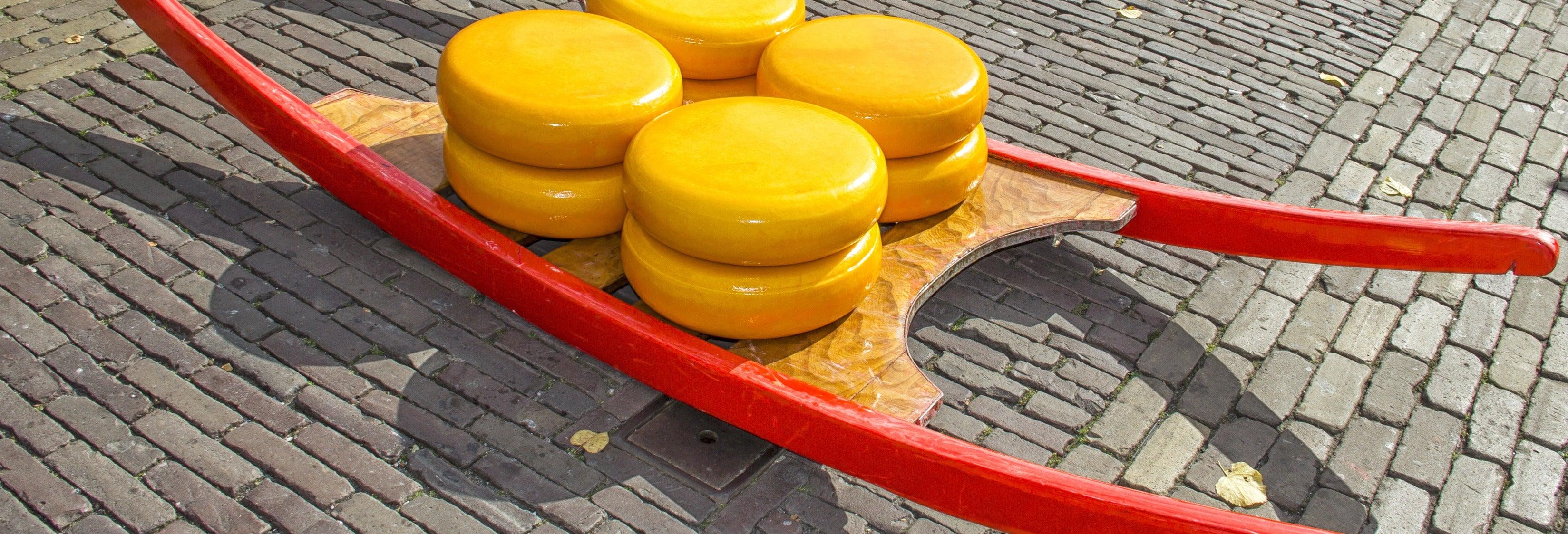 Excursión al mercado de quesos de Alkmaar