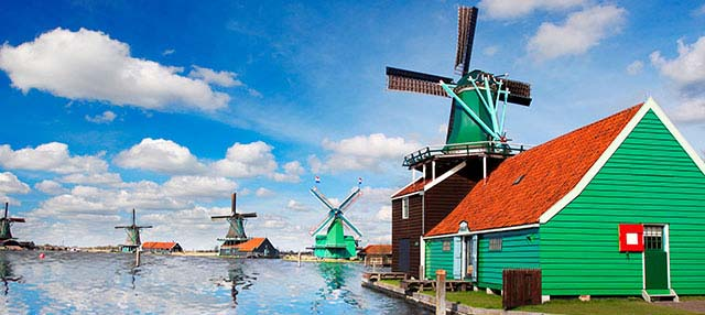 Excursión a Volendam, Marken, Edam y Zaanse Schans