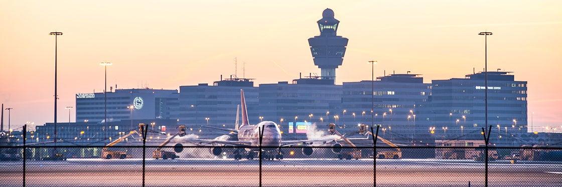 Aéroport d'Amsterdam Schiphol