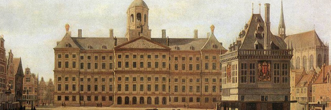 Histoire d'Amsterdam