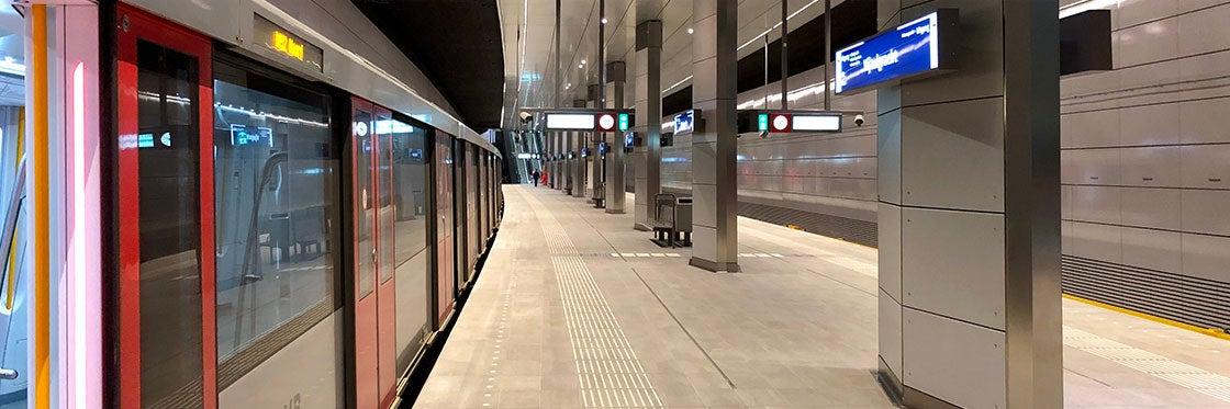 Metro di Amsterdam