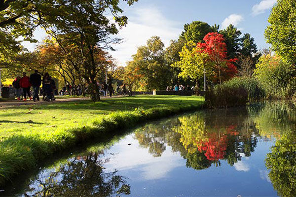 Parks in Amsterdam - The best parks and gardens
