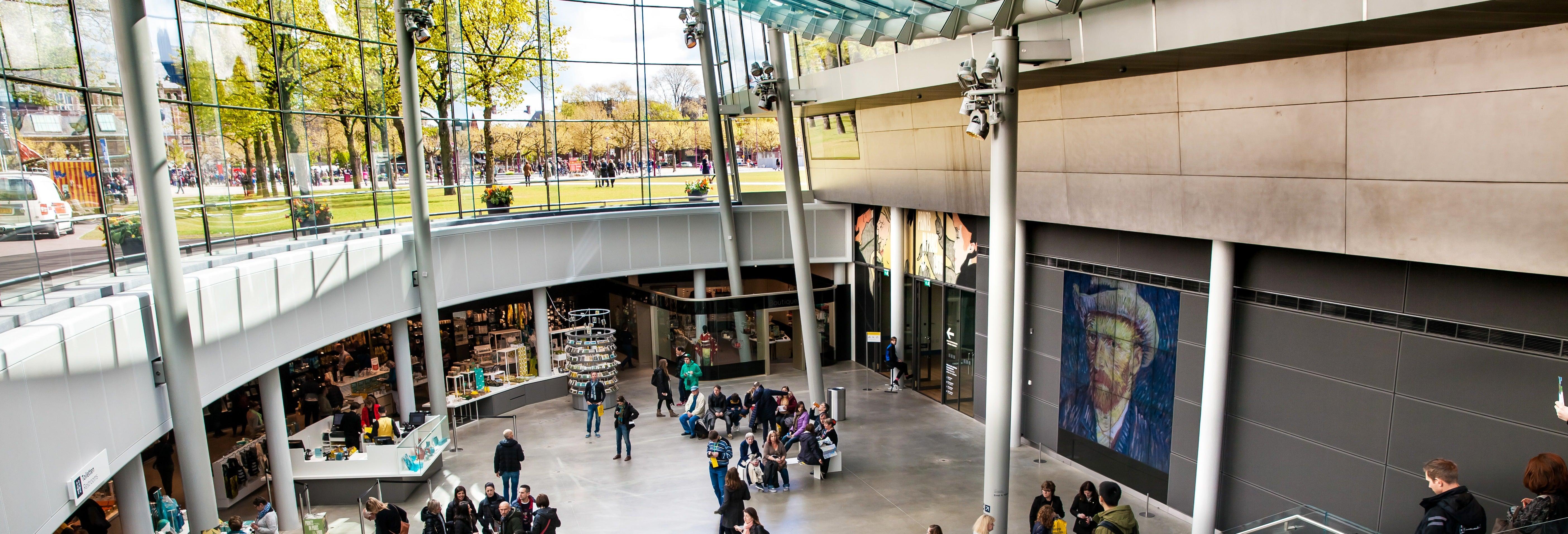 Billet pour le Musée Van Gogh + Croisière sur les canaux