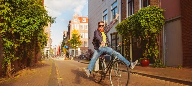Tour en bicicleta por Ámsterdam