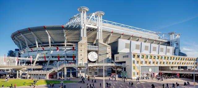 Tour del Johan Cruijff Arena, el estadio del Ajax FC