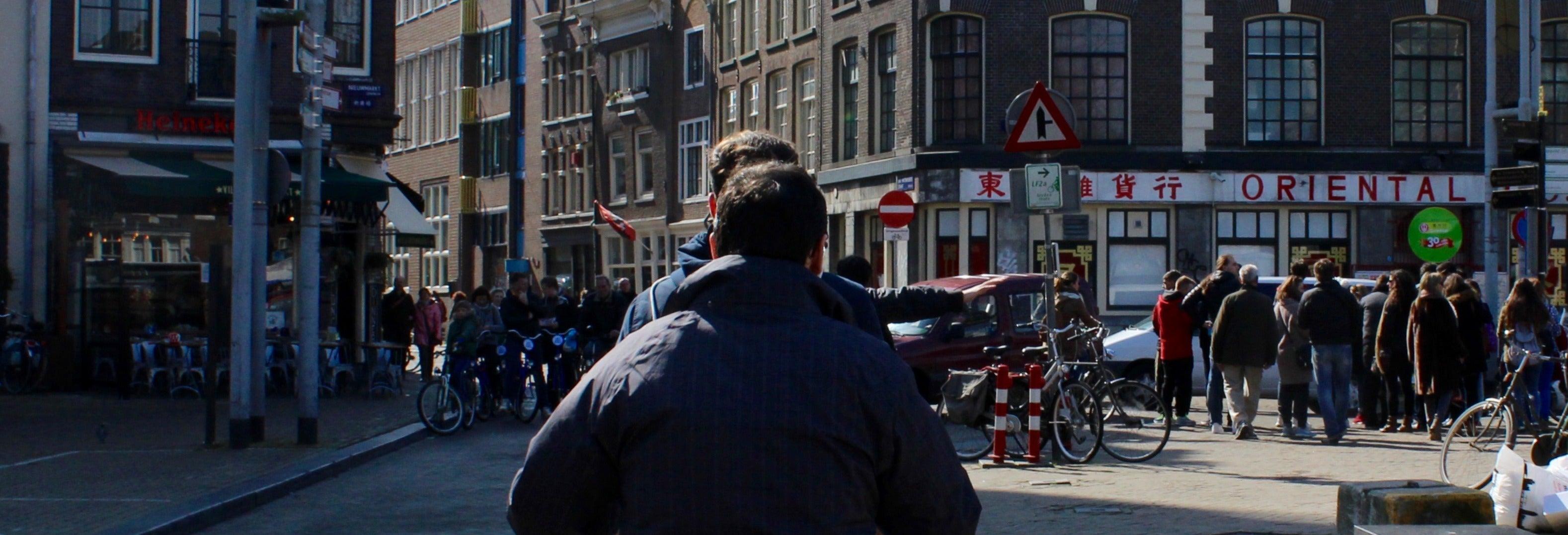 Tour privado por Amsterdam de bicicleta