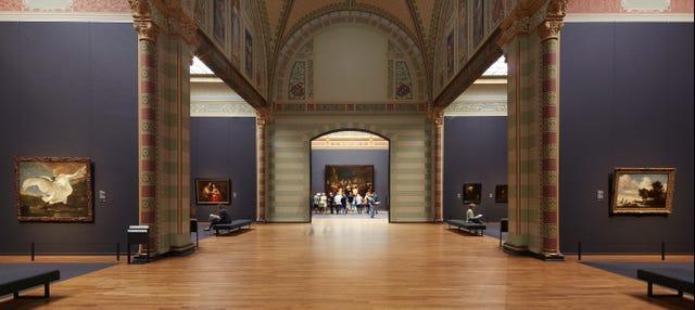 Visita guiada por el Rijksmuseum