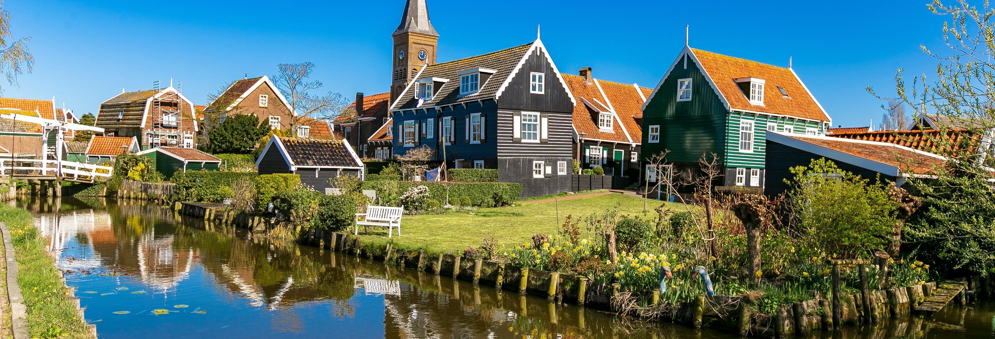 Excursión privada a la campiña holandesa