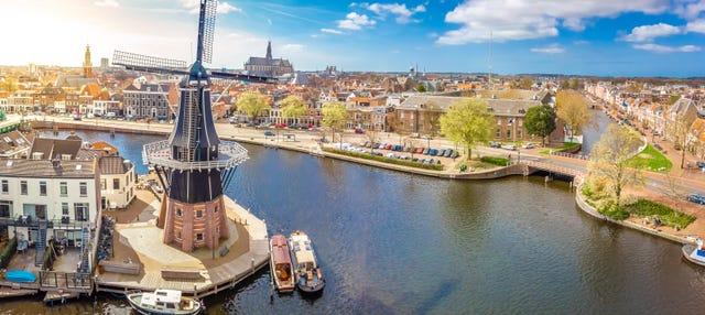 Tour privado por Haarlem con guía en español