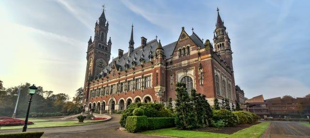 Visita guiada por La Haya