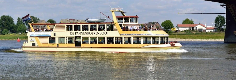 Pancake Cruise por Nijmegen