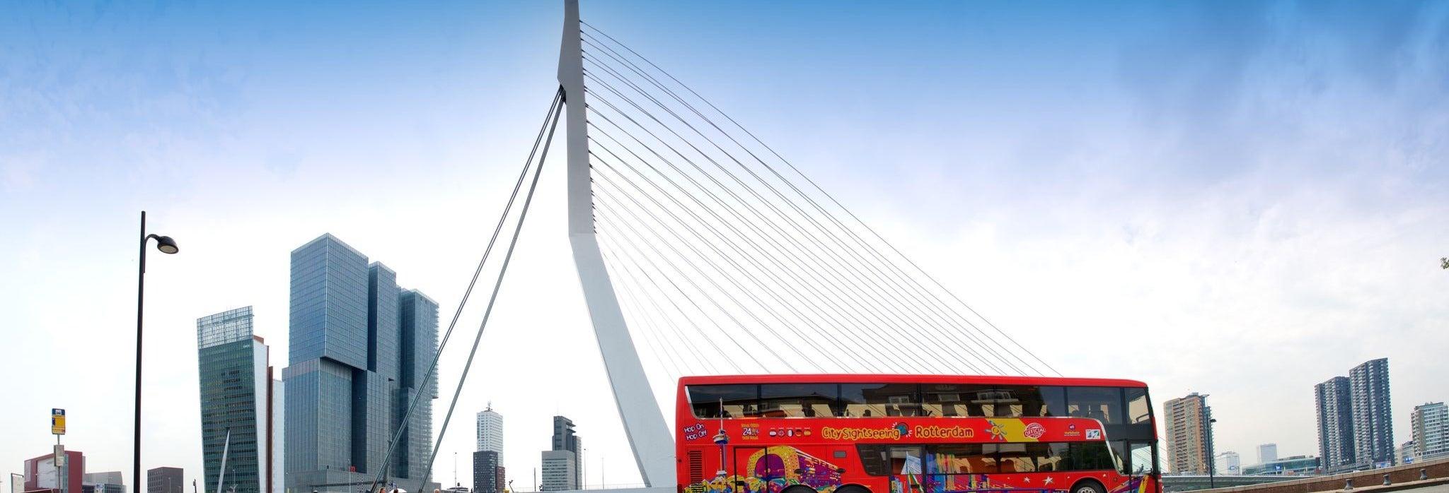 Autobus turistico di Rotterdam