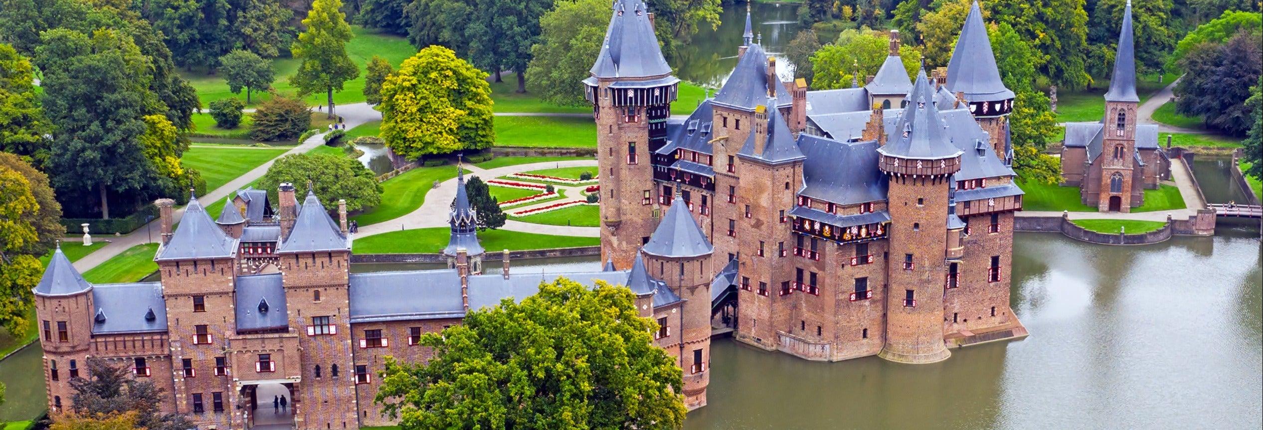 Tour privado por Utrecht y el castillo de Haar