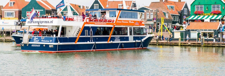 Ferry pour Marken