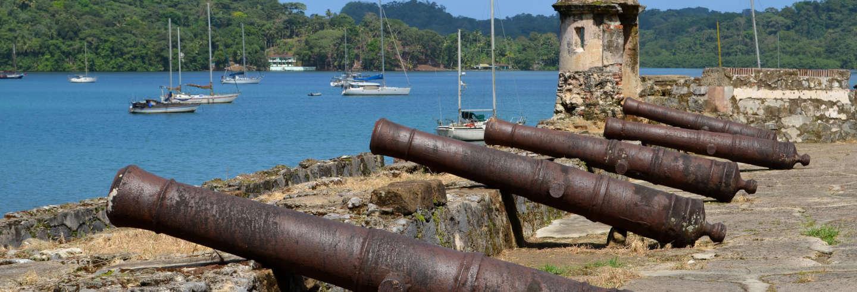 Excursión a los fuertes de San Lorenzo y San Jerónimo
