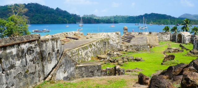 Excursion à Portobelo et aux écluses d'Agua Clara