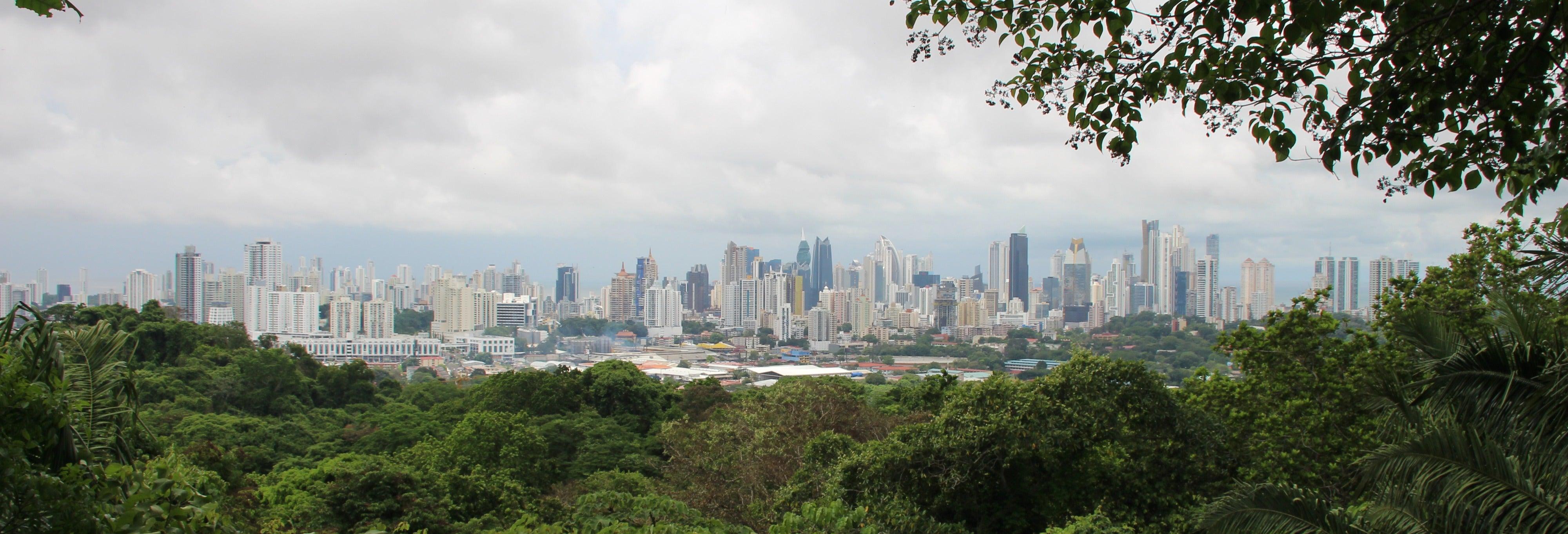 Parque Natural Metropolitano, cerro Ancón y Punta Culebra