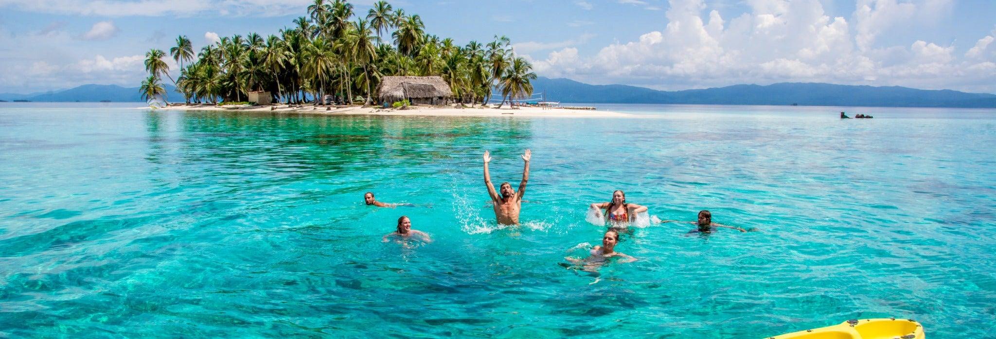Tour de 4 dias pelas ilhas de San Blas