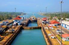 Tour del canal de Panamá