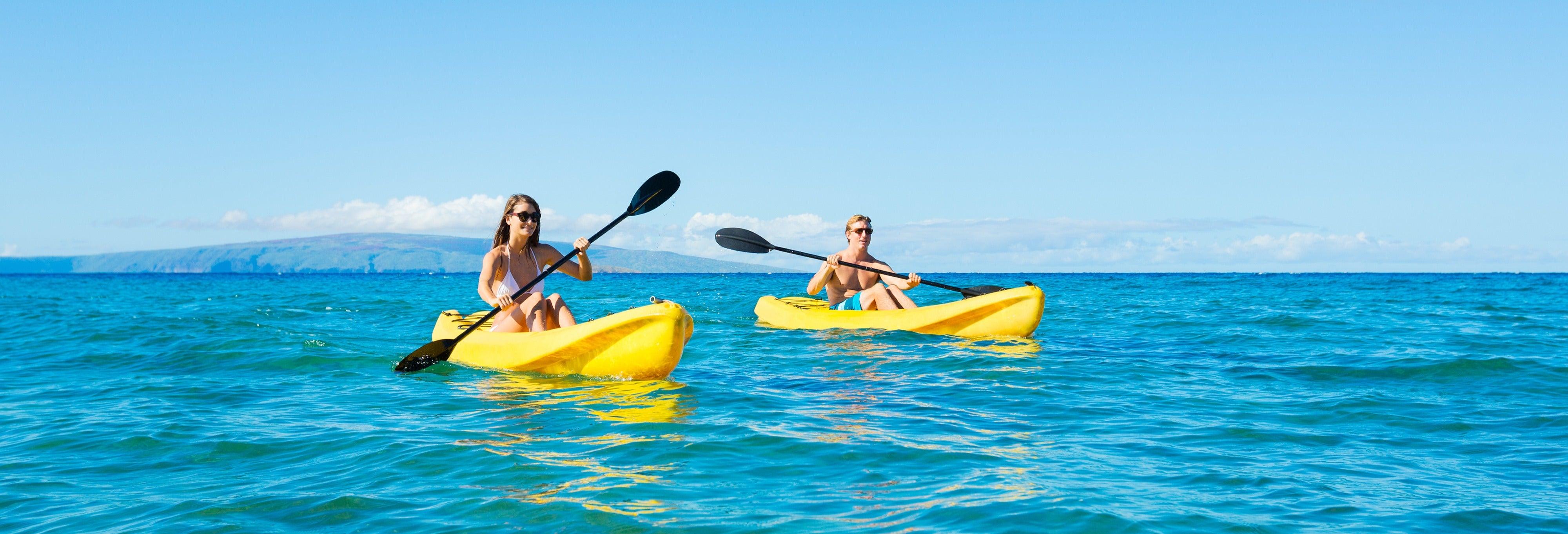 Tour in kayak e snorkeling a Portobelo
