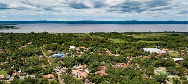 Excursión al lago Ypacaraí