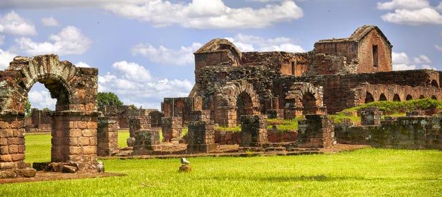 Excursión a las Misiones Jesuíticas