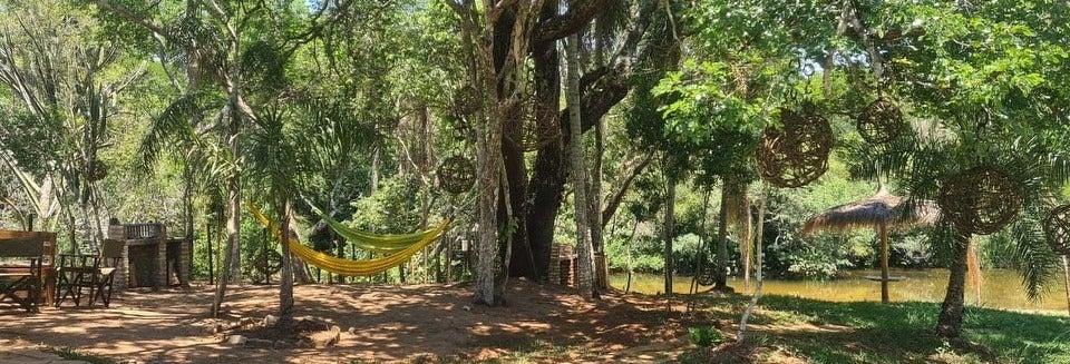 Excursão ao Reposo del Yhaguy