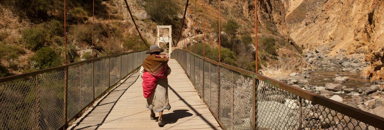 Trek de 2 ou 3 jours dans la Vallée de Colca
