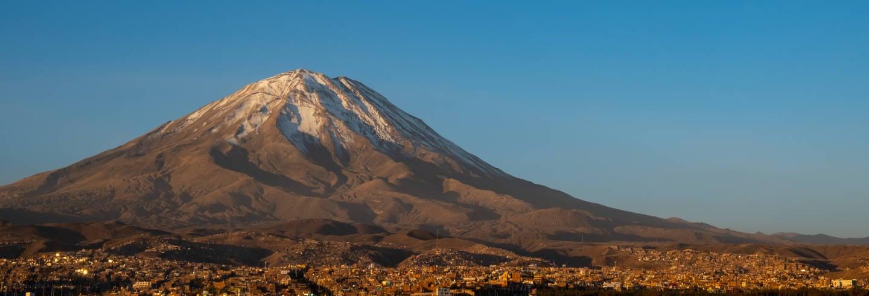 Misti Volcano 2 Day Trip