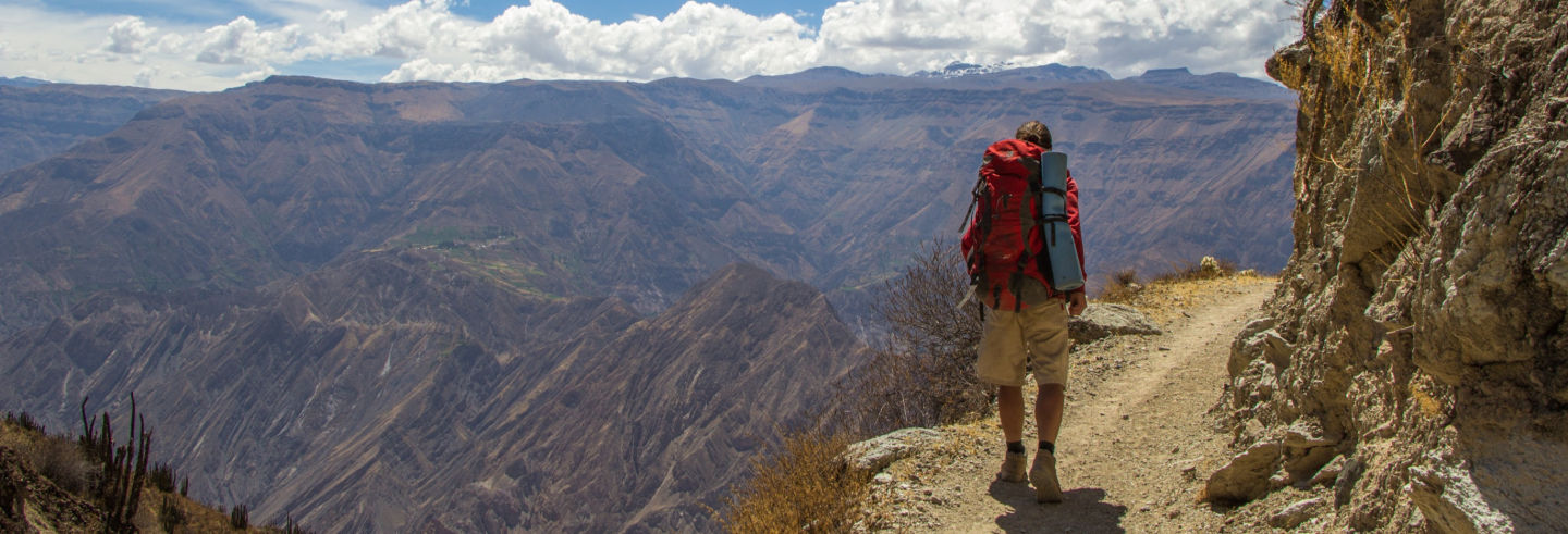 Excursión de 3 días al cañón de Cotahuasi
