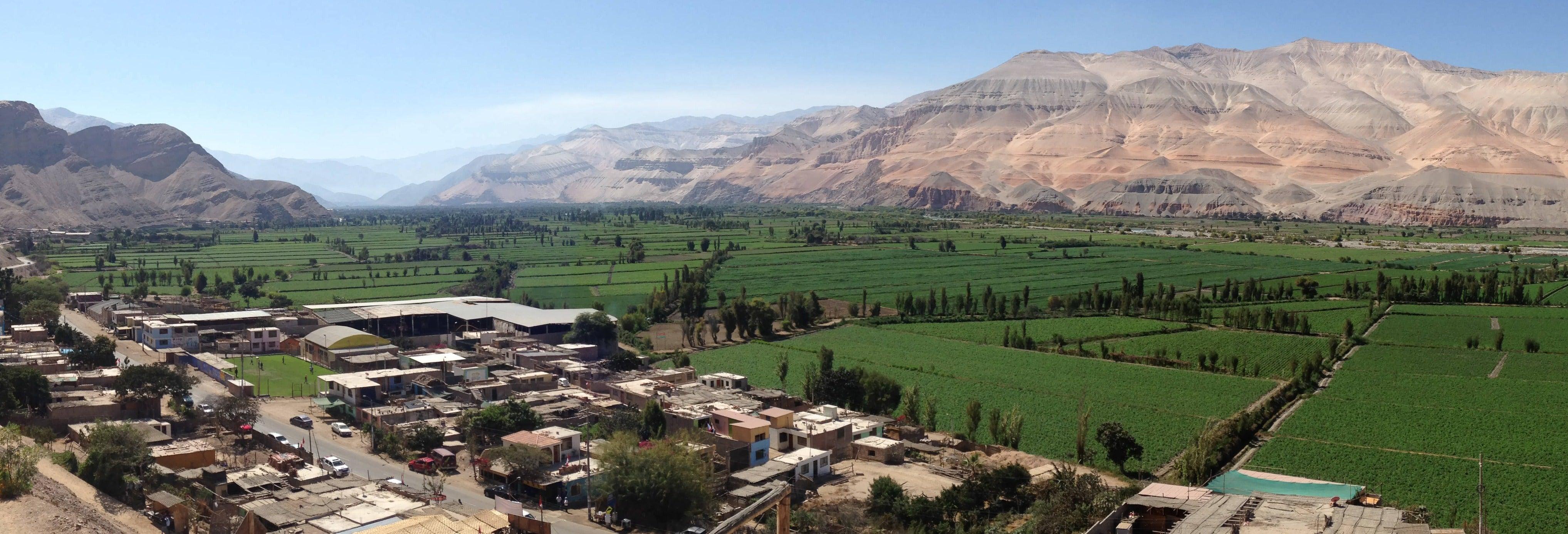 Excursión a Querulpa y Chancaray