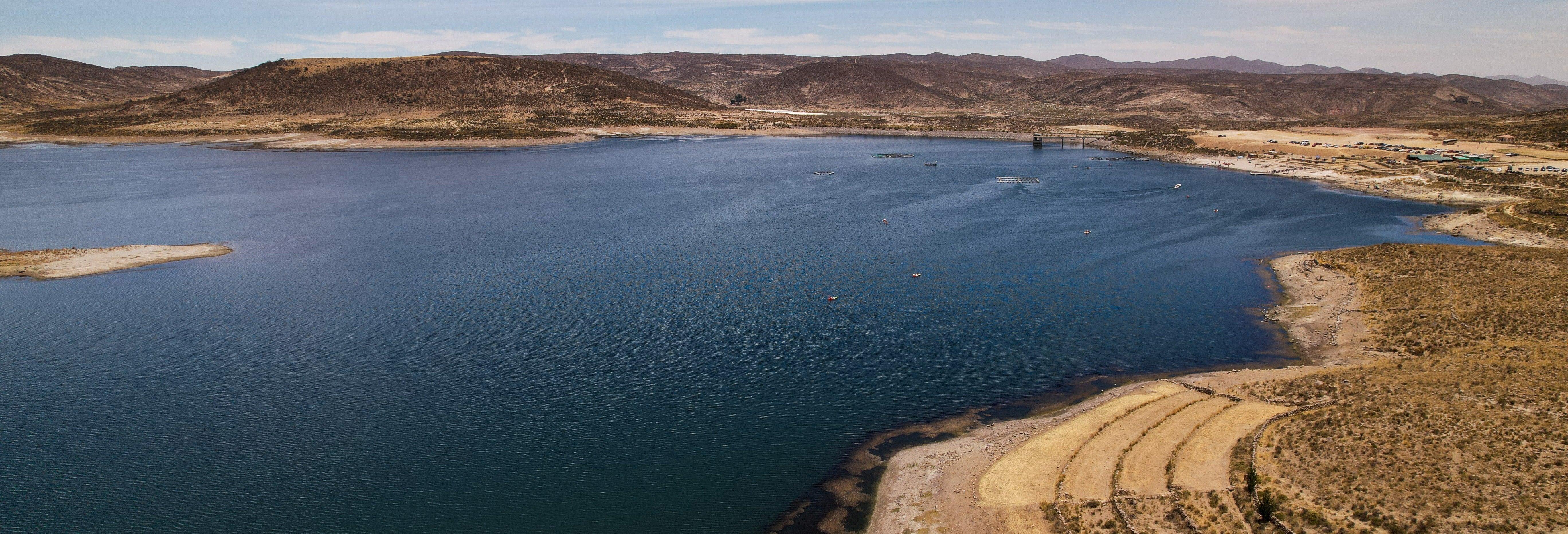 Excursion au Sanctuaire de Chapi et lagune d'Uzuña