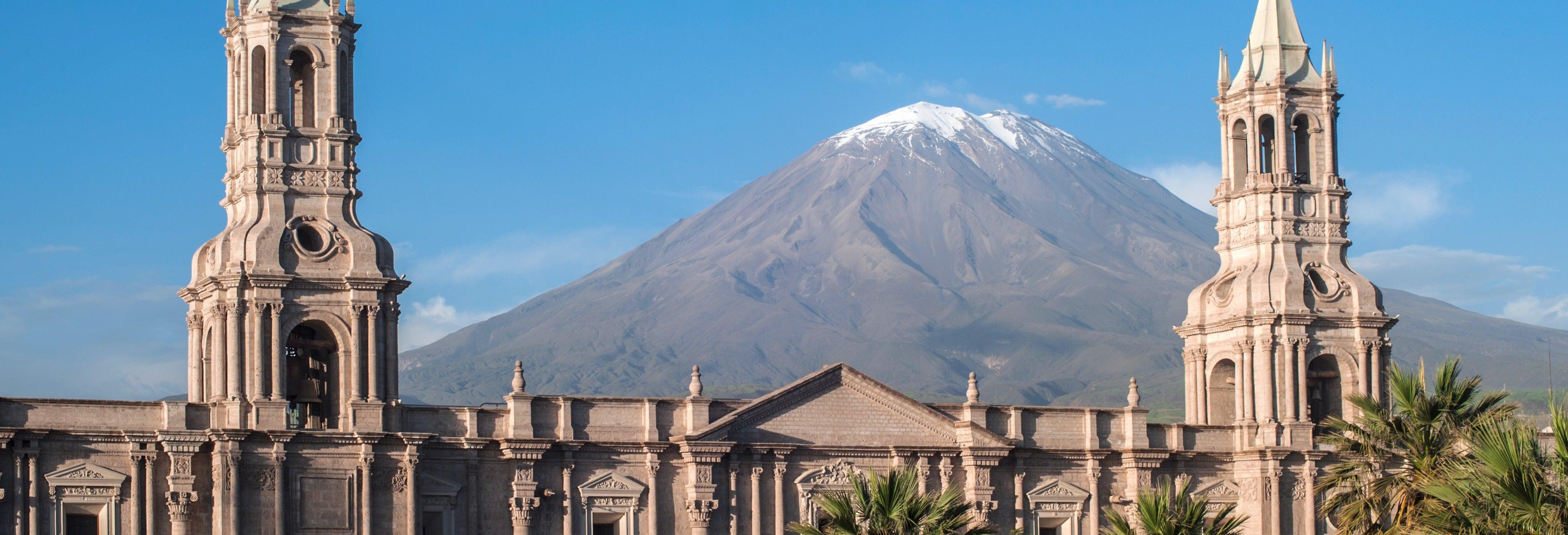 Free tour d'Arequipa
