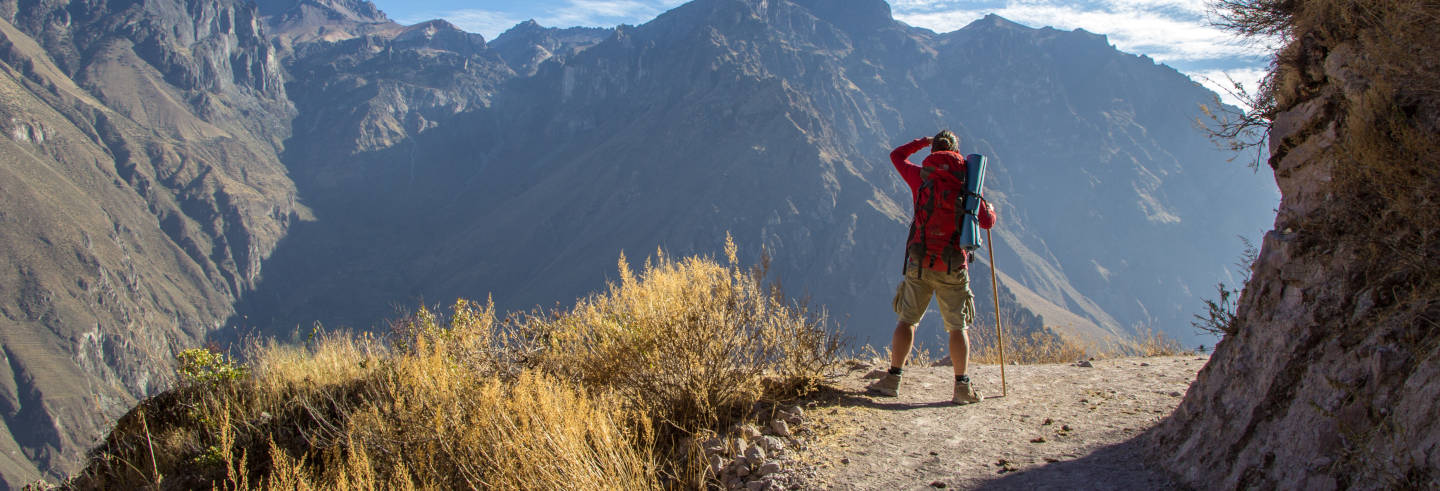 Arequipa and Colca Canyon 4 Day Tour
