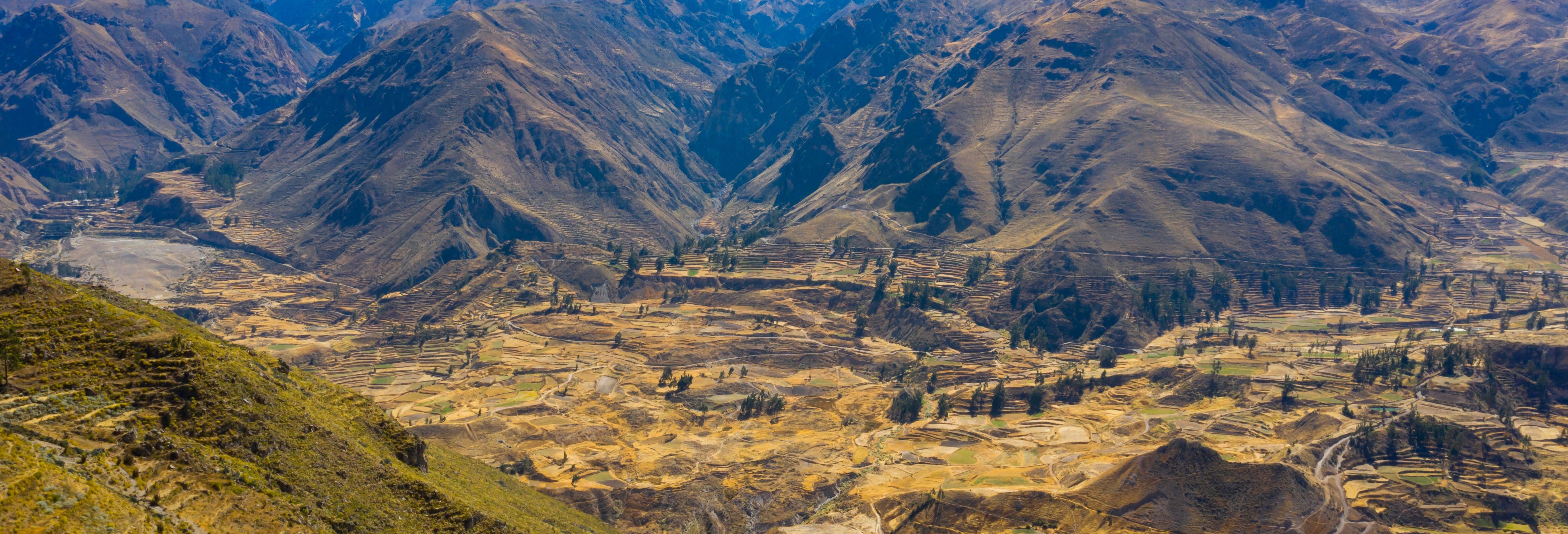 Tour de 4 dias por Arequipa e o Vale do Colca
