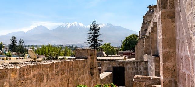 Visita guiada por Arequipa y el Monasterio de Santa Catalina