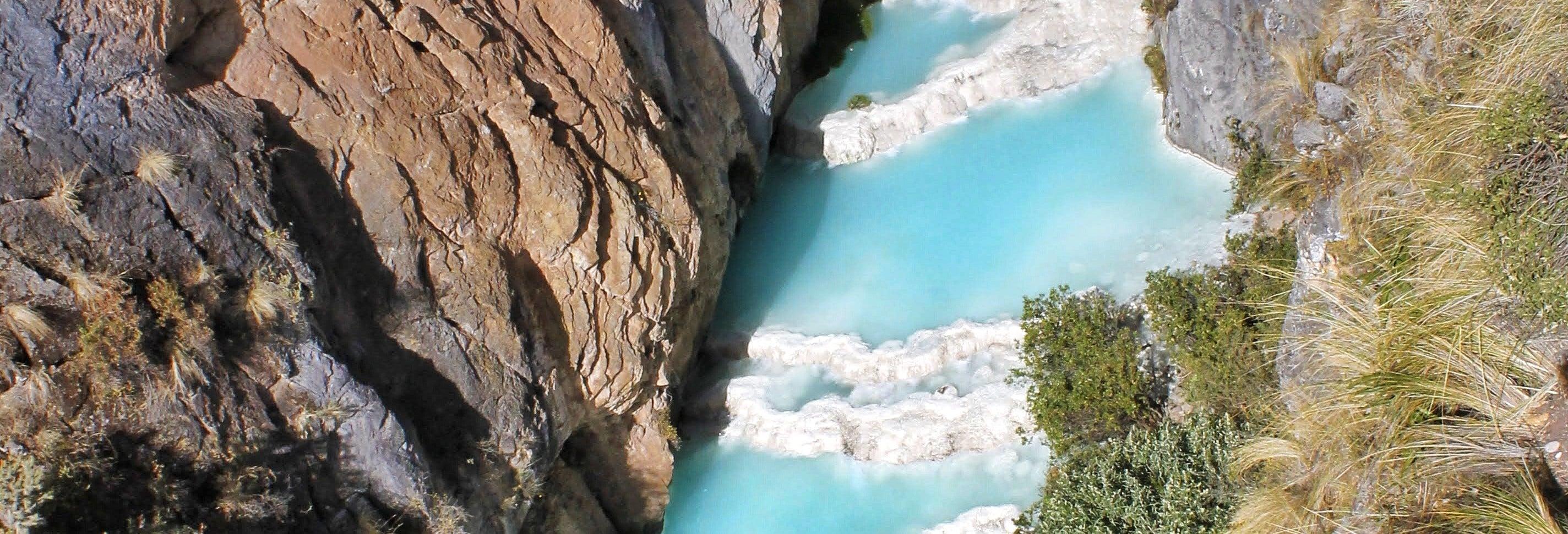 Excursión a las Aguas Turquesas de Millpu