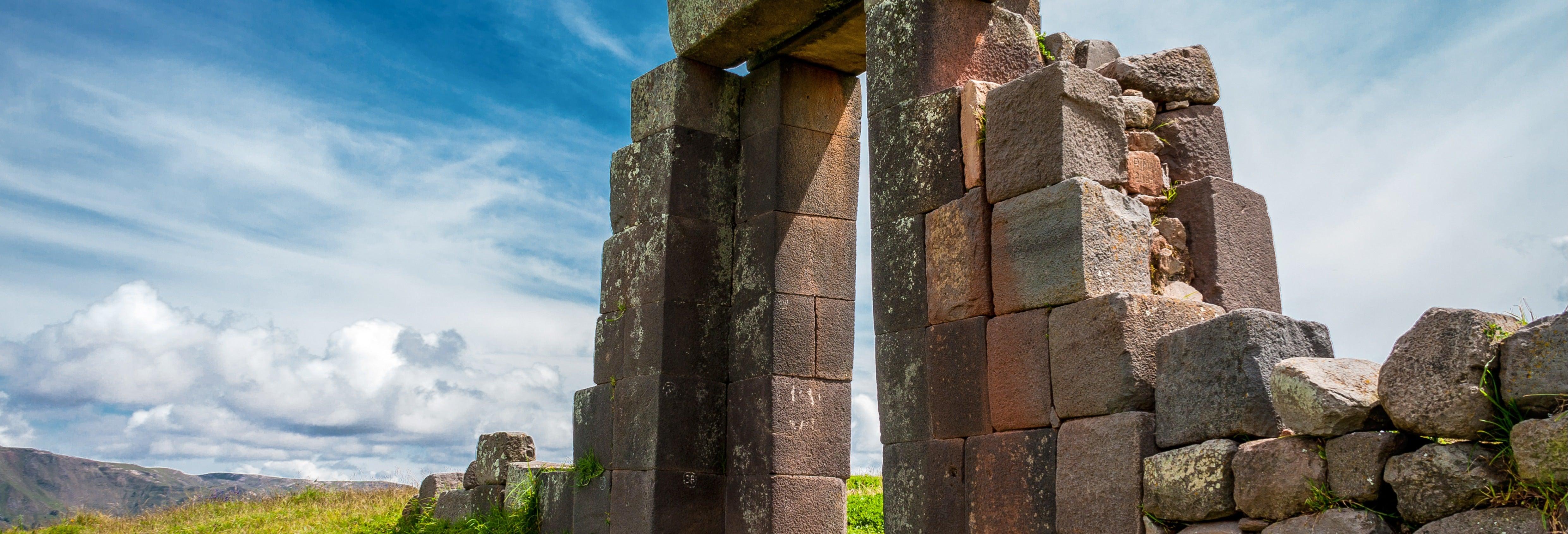 Excursión a Vilcashuamán y Pumacocha