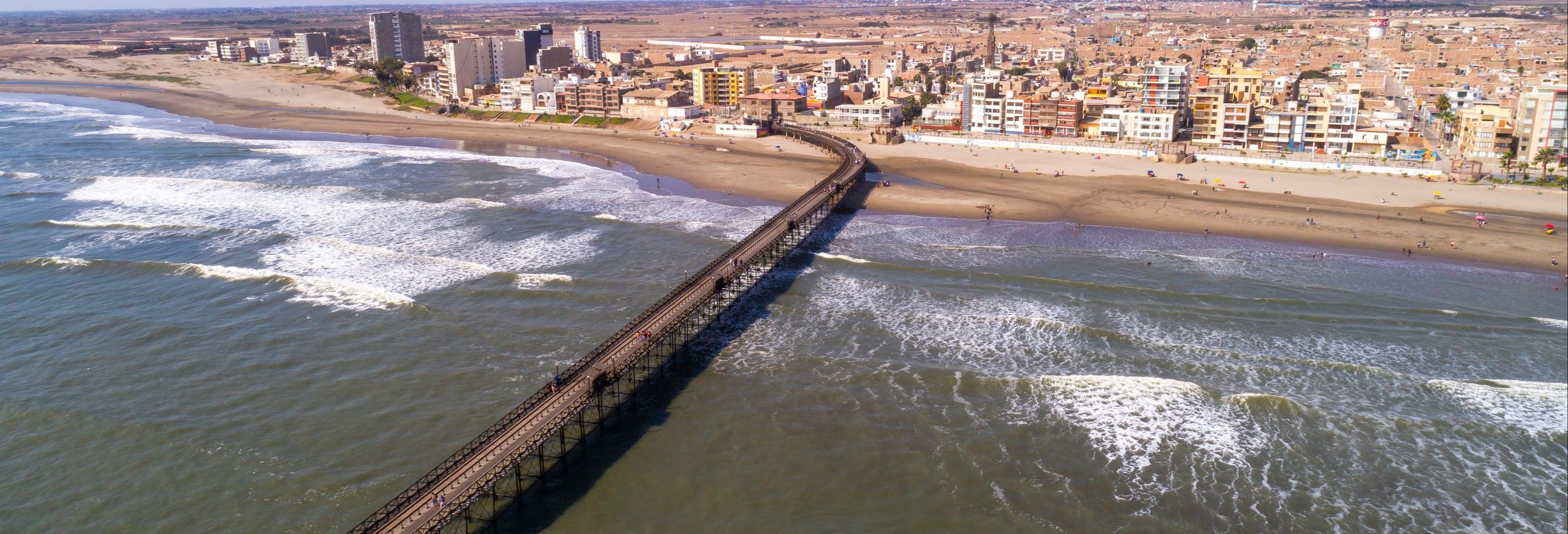 Tour por las playas de Chiclayo y Monsefú