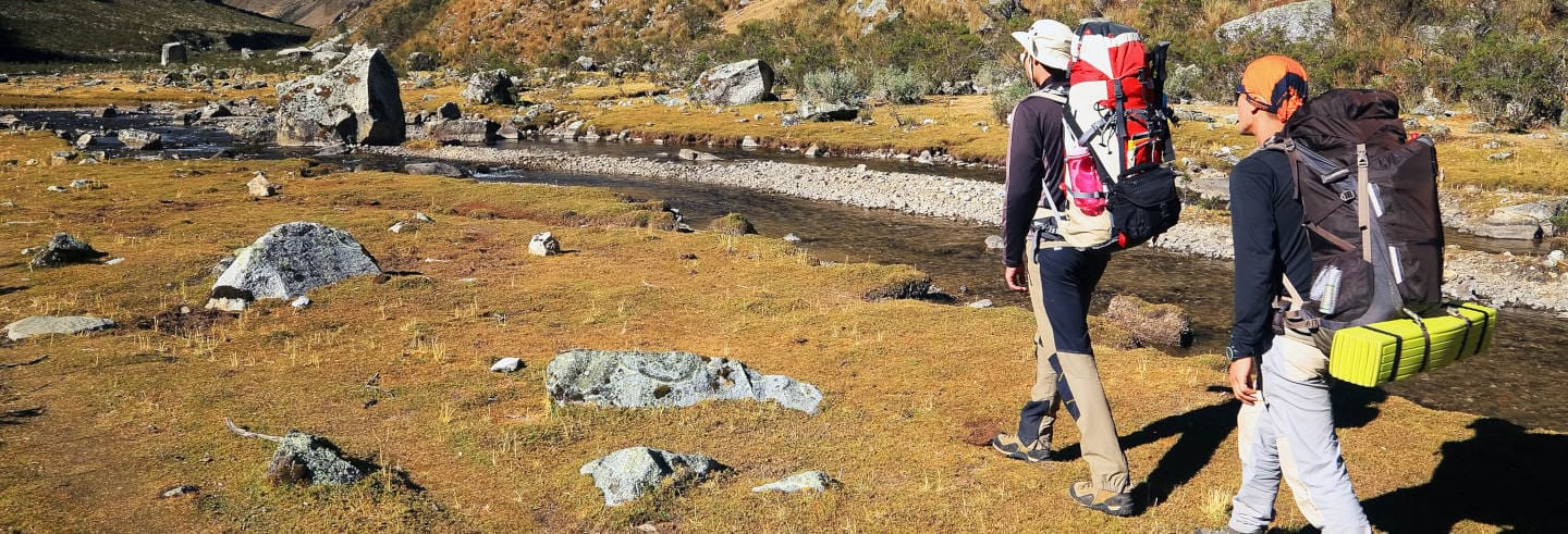 Ruta de 2 días de trekking por Huchuy Qosqo