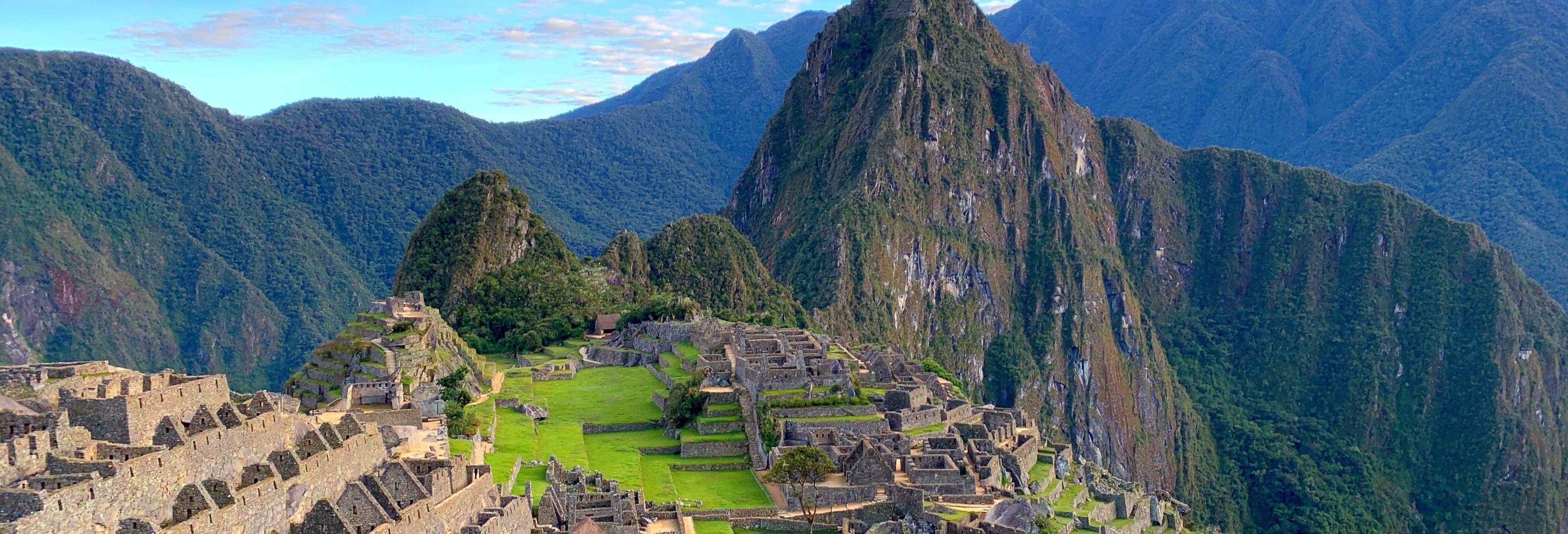 Tour di 3 giorni a Cusco e Machu Picchu