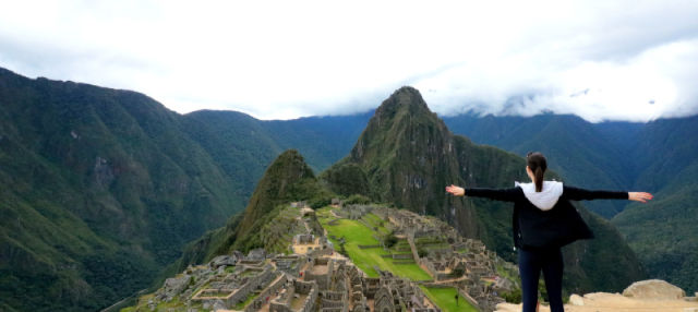 Escursione a Machu Picchu