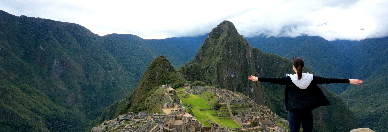 Excursion au Machu Picchu