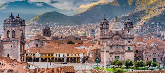Free tour di Cusco