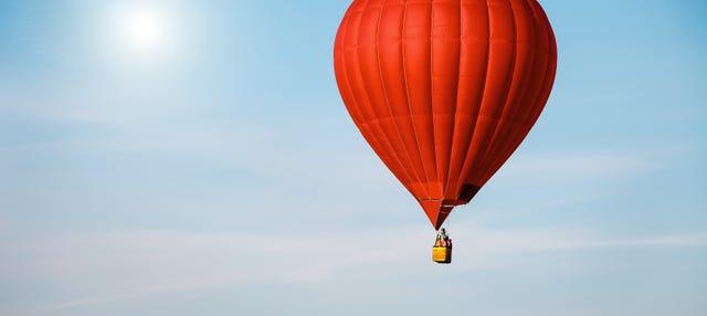 Balade en montgolfière à Cuzco + Salines de Maras et Moray