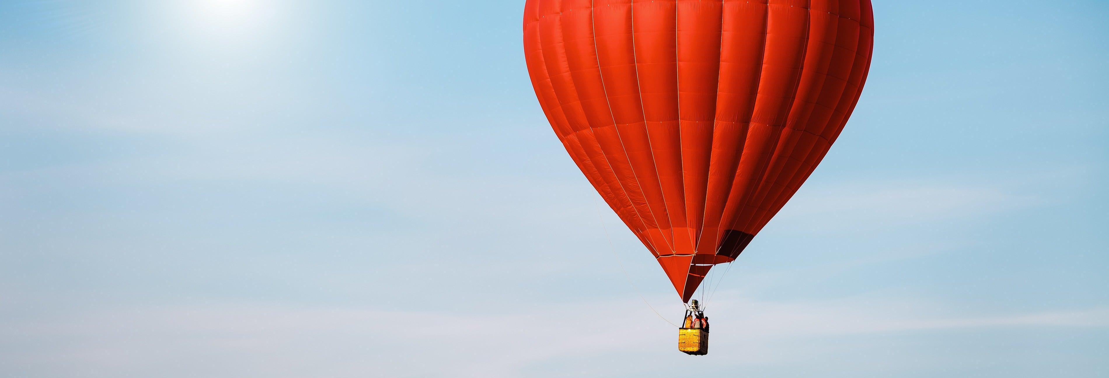 Passeio de balão por Cusco + Salar de Maras e Moray
