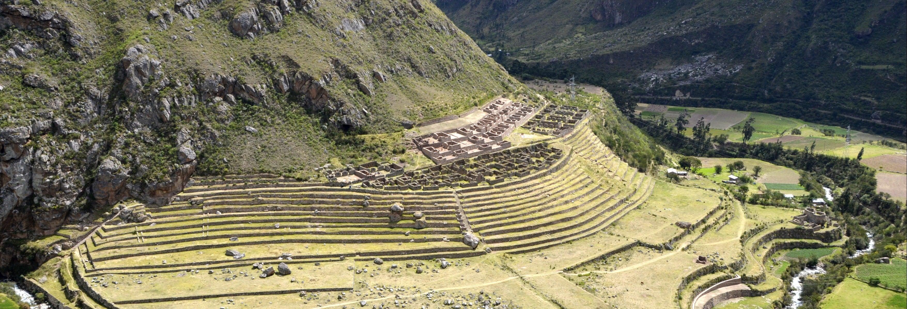 Gran ruta de 4 días por el Camino Inca