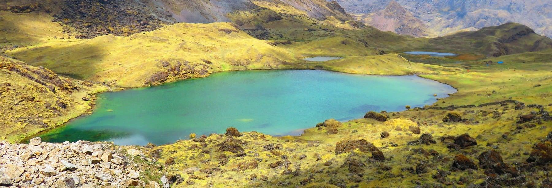 Ruta de 4 días por el Valle de Lares
