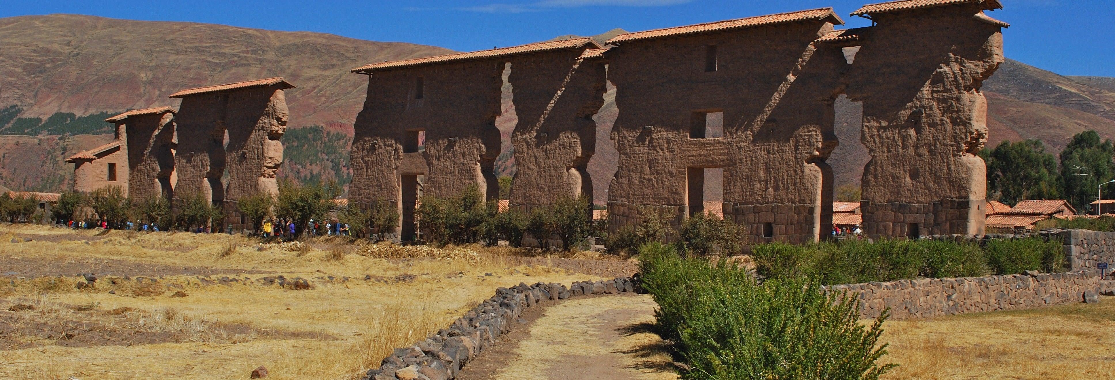Rota do Sol saindo de Cusco até Puno